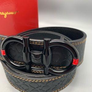 Ferragamo Belt Size 32/36 115cm New never worn
